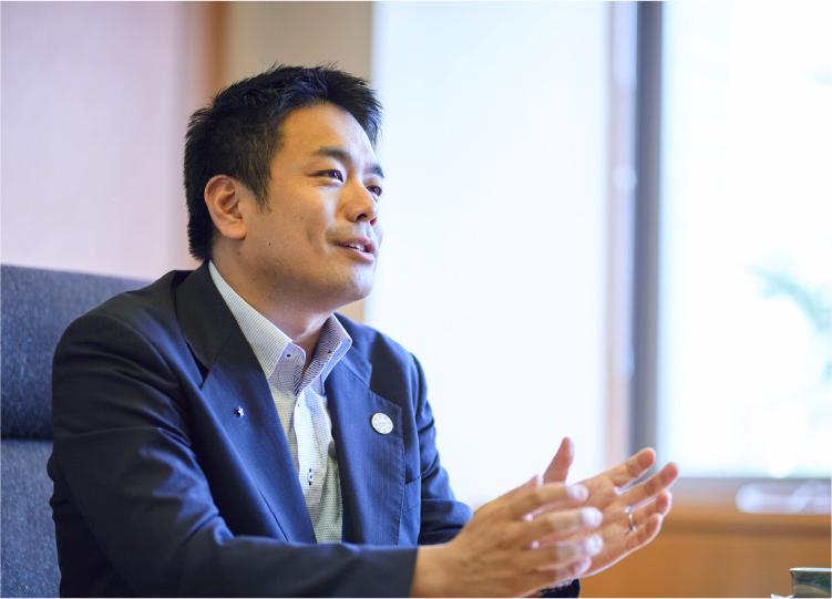 吉弘 拓生さんの写真