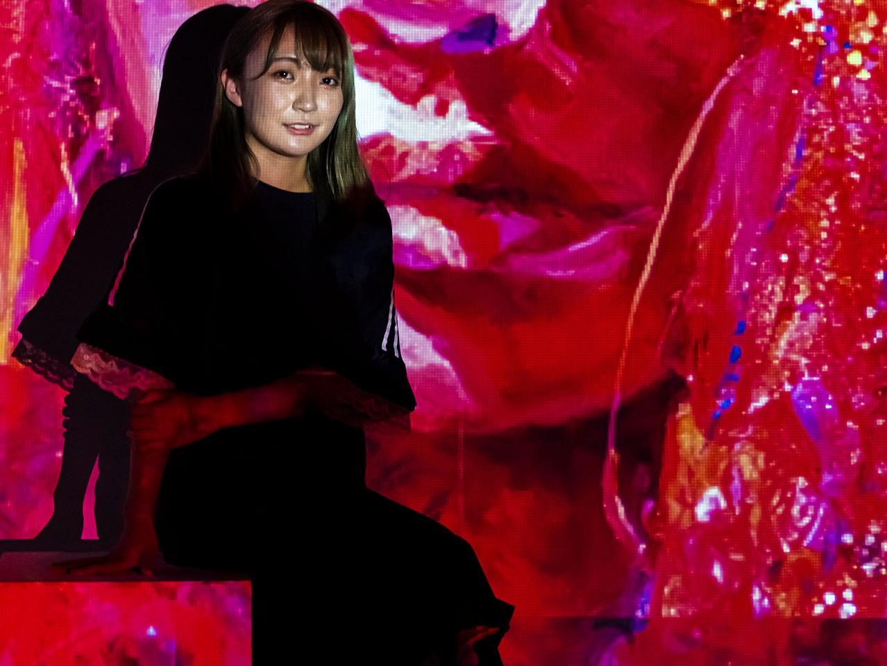 山口 知咲さんの写真