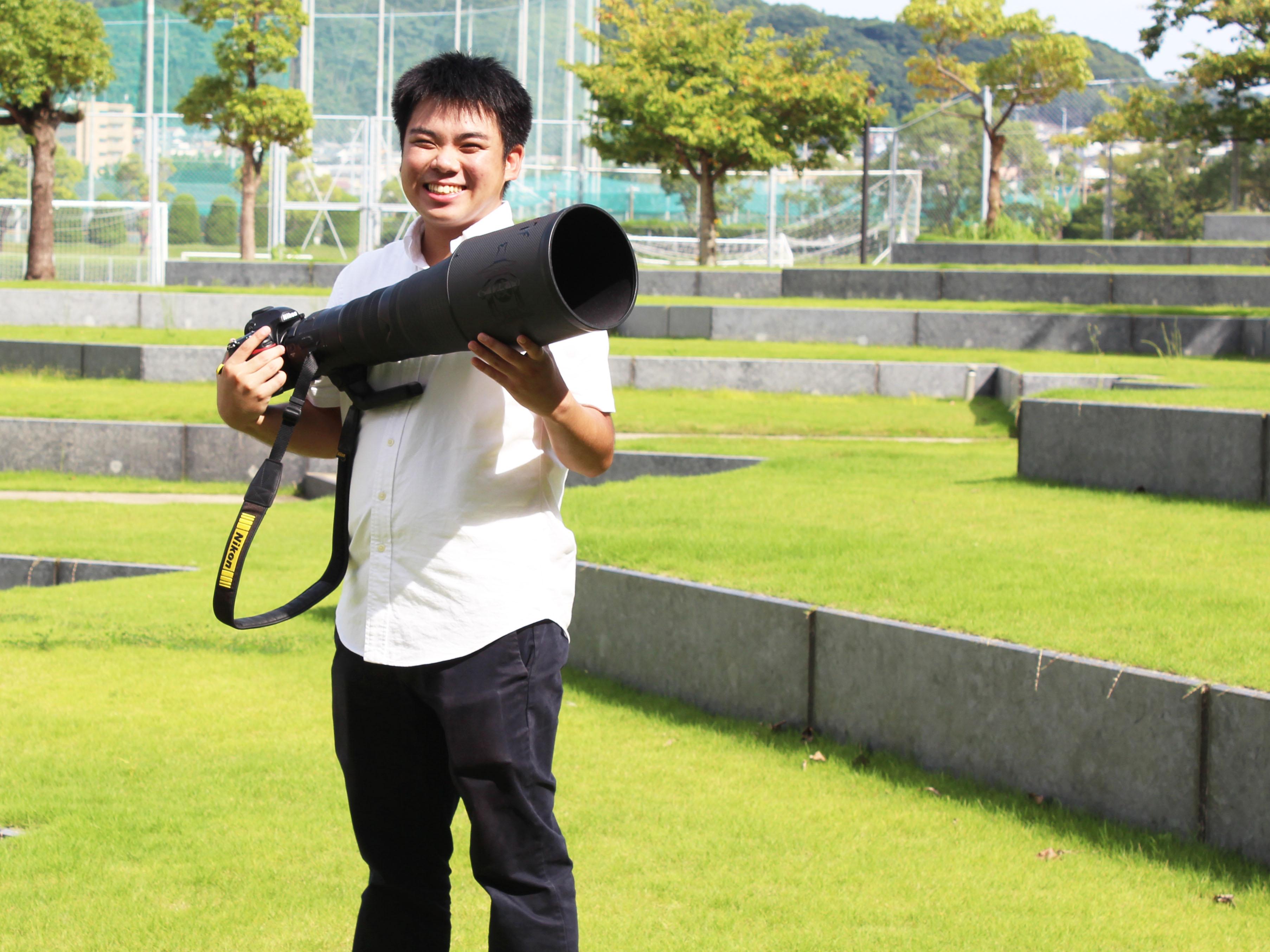 永田 海將さんの写真
