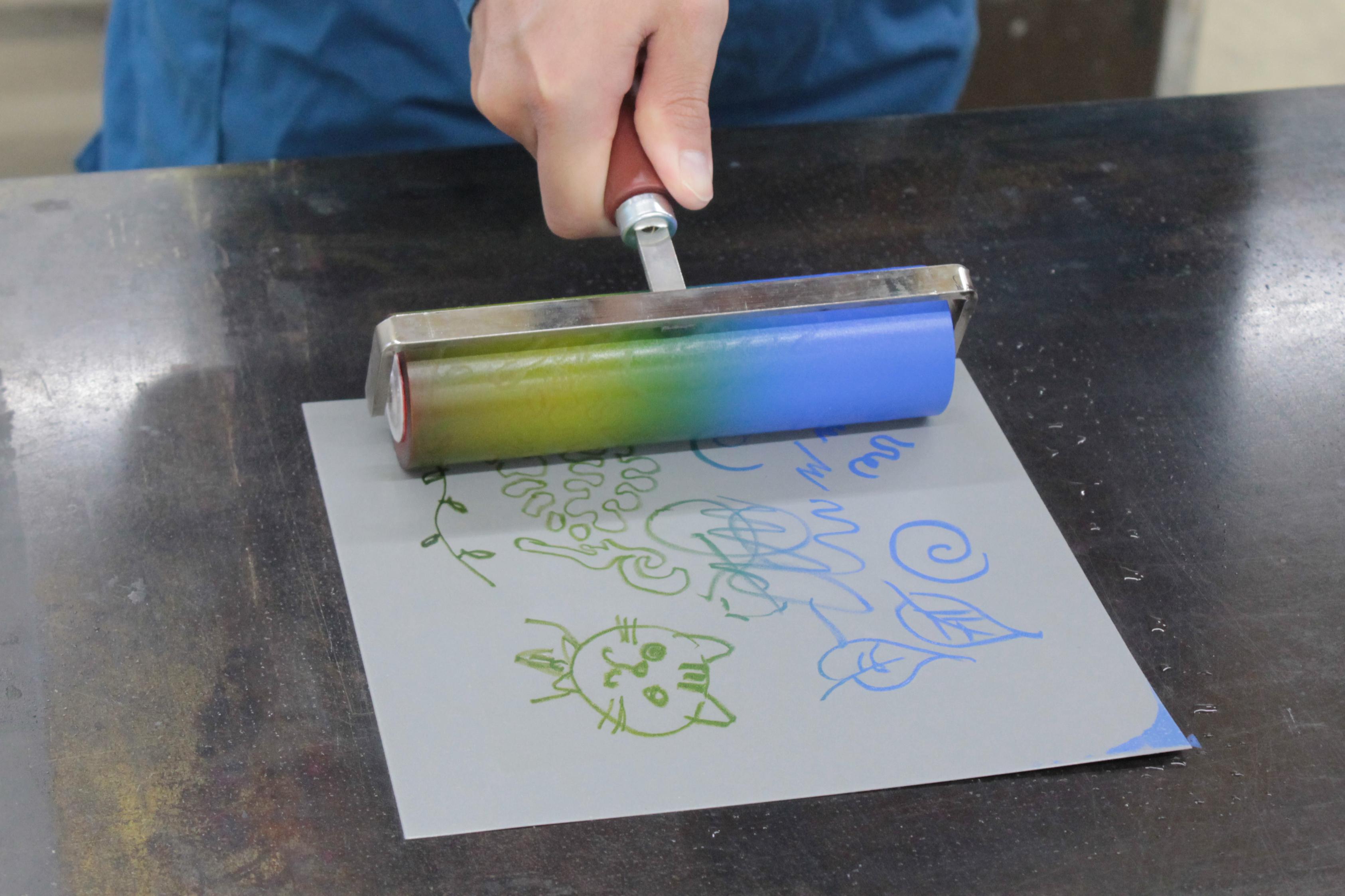 絵画と語らう関連ワークショップ「リトグラフってなに!?」参加者募集のお知らせ。